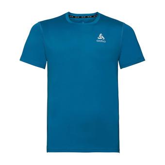 Odlo CERAMICOOL ELEMENT - T-shirt Uomo mykonos blue