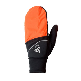 Gants INTENSITY COVER SAFETY LIGHT Unique black - orange clown fish