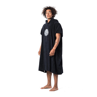 CHANGE PONCHO Homme BLACK
