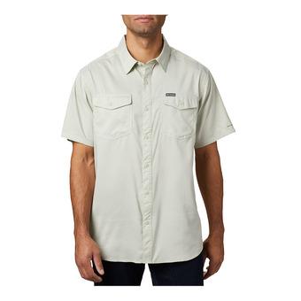 Utilizer II Solid Short Sleeve Shirt Homme Pixel