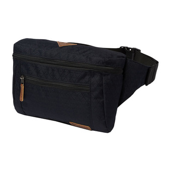 Classic Outdoor Lumbar Bag Unisexe Black