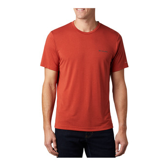 Maxtrail SS Logo Tee Homme Carnelian Red