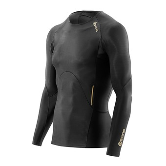 Maillot ML homme A400 black