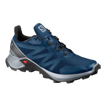 Shoes SUPERCROSS Poseidon/Pearl Blue/Bk Homme Poseidon/Pearl Blue/Bk