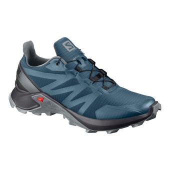 Shoes SUPERCROSS W Mallard Bl/Bk/Monumen Femme Mallard Bl/Bk/Monumen