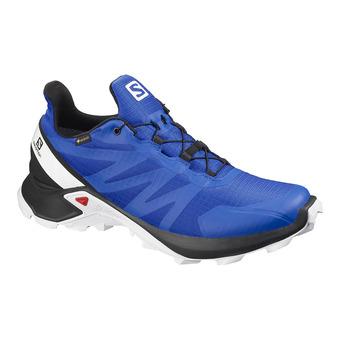 Shoes SUPERCROSS GTX Lapis Blue/Black/Wh Homme Lapis Blue/Black/Wh
