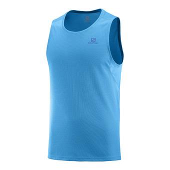 T Shirt AGILE TANK M VIVID BLUE Homme VIVID BLUE
