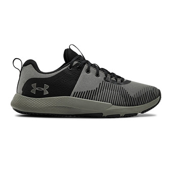 Under Armour CHARGED ENGAGE - Zapatillas de training hombre gravity green/black/gravity green