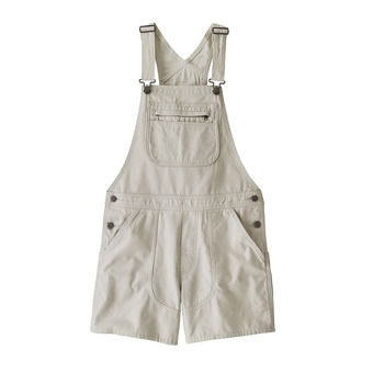 W's Stand Up Overalls Femme Dyno White