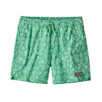M's Stretch Wavefarer Volley Shorts - 16 in. Homme Fiber Flora: Light Beryl Green