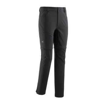 TREKKER STR ZIP OFF PT M Homme BLACK - NOIR