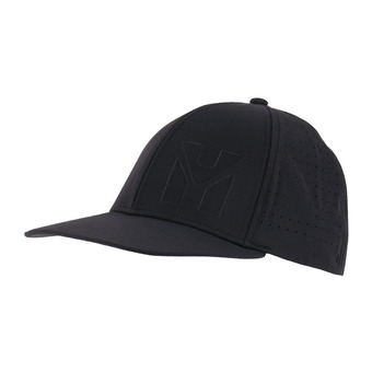 TRILOGY SIGNATURE CAP Unisexe BLACK - NOIR
