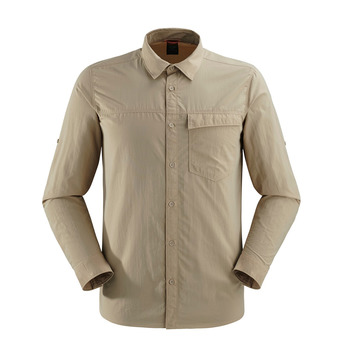 SHIELD SHIRT M Homme SAND