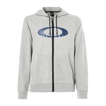 ELLIPSE FZ HOODIE Homme Granite Heather