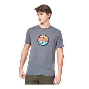 GRAFFITI 1975 SS TEE Homme NEW ATHLETIC GREY