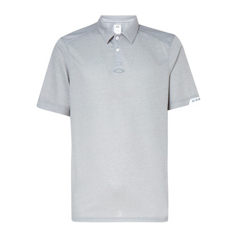 GRAVITY SS POLO 2.0 Homme FOG GREY