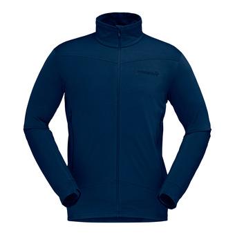 falketind warm1 stretch Jacket M's Indigo NightHomme