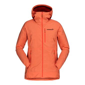 svalbard lightweight Jacket W's FlamingoFemme