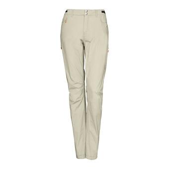 svalbard light cotton Pants (W) SandstoneFemme