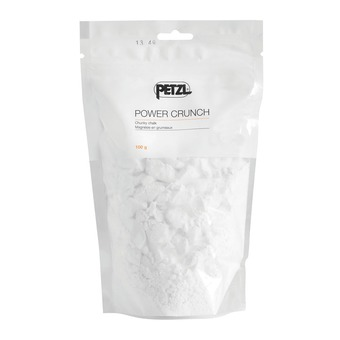 Petzl POWER CRUNCH - Magnesio white