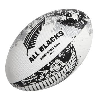 Ballon de beach rugby NOUVELLE ZELANDE blanc