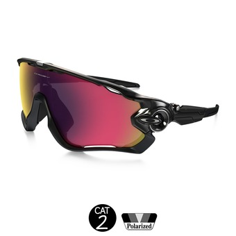 Gafas de sol polarizadas JAWBREAKER black ink/OO red iridium®