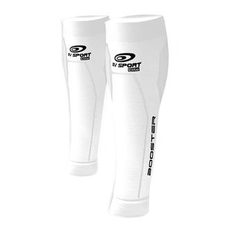 Bv Sport BOOSTER ELITE - Medias de compresión white
