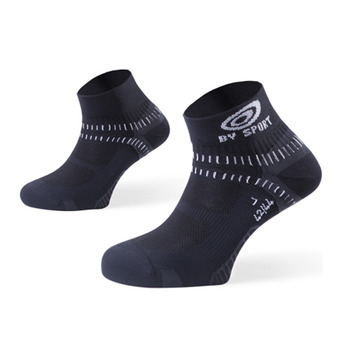 Socquettes de running LIGHT ONE noir