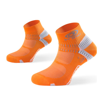 Socquettes de running LIGHT ONE orange