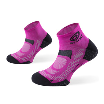 Bv Sport SCR ONE - Chaussettes Femme fushia