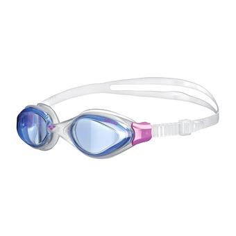 Gafas de natación mujer FLUID blue/clear/fuschia