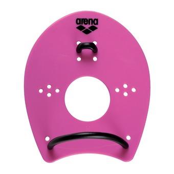 Arena ELITE HAND - Plaquettes pink/black