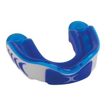 Protector bucal VIRTUO 3DY azul/blanco