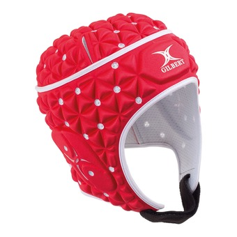 Casque de protection IGNITE red/white