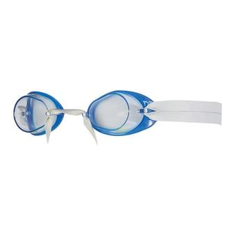 Tyr SOCKET ROCKET 2.0 - Lunettes de natation clear/blue