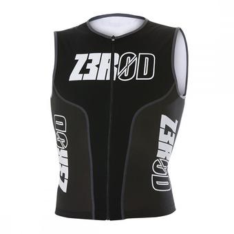 Z3Rod ISINGLET - Triathlon Jersey - Men's - black armada