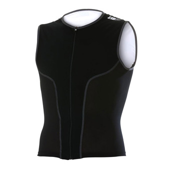 Z3Rod ISINGLET - Triathlon Jersey - Men's - black series