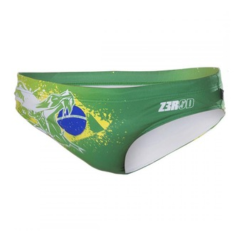 Swimming Briefs - Men's - NATIONAL PRIDE brazil