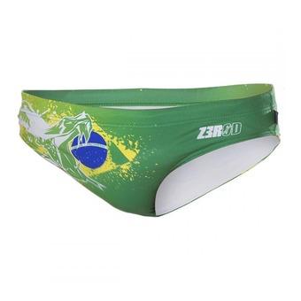 Z3Rod NATIONAL - Slip de bain Homme pride brazil