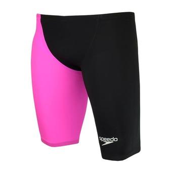 Bañador tipo jammer hombre FASTSKIN® LZR RACER ELITE 2 black/pink