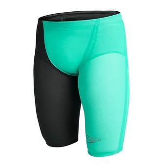 Bañador tipo jammer hombre FASTSKIN® LZR RACER ELITE 2 black/green
