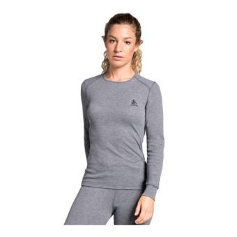 Odlo ACTIVE WARM - Sous-couche Femme grey melange