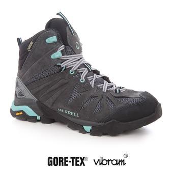 Zapatillas de senderismo mujer CAPRA MID GTX® granite