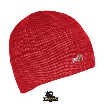 Bonnet TYAK deep red
