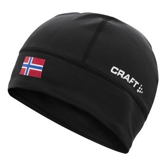 Bonnet thermique NATION noir/Norvège