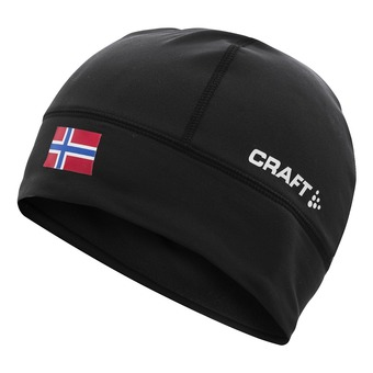Gorro térmico NATION negro/Noruega