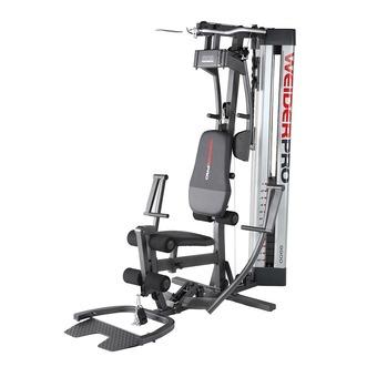 Weider PRO 9900 - Presse musculation + poids