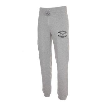 Pantalon de jogging homme GRAPHIC CUFFED heather grey
