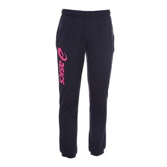 Pantalón de chándal SIGMA dark cobalt/pink glow