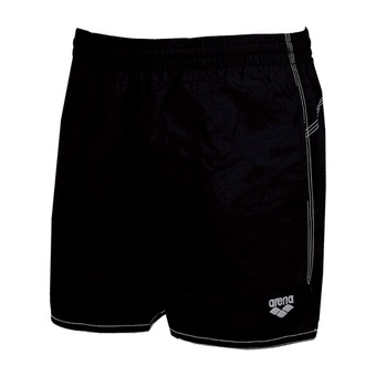 Short de bain homme BYWAYX black/white
